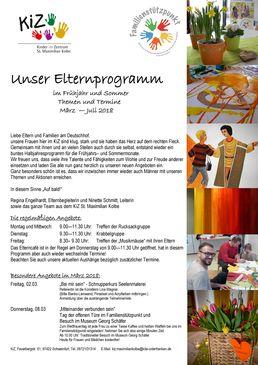 Elternprogramm Frühjahr 18_KiZ1